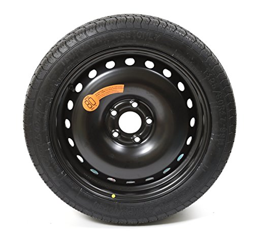 Jeep Renegade - Rueda de acero para ahorro de espacio y kit de neumáticos