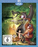 Bluray Klassiker Charts Platz 1: Das Dschungelbuch (Diamond Edition) [Blu-ray]