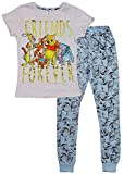 Womens Disney Winnie The Pooh Friends Forever Gift Pyjamas Sizes from 8 to 22, Size 16-18