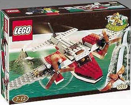 elige tu favorito LEGO 5935 5935 5935 Adventurers - Avioneta de Doble hélice  precios mas bajos