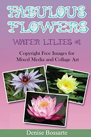 Fabulous Flowers: Water Lilies #1