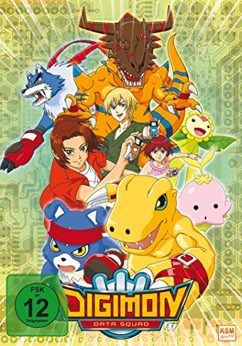 Digimon Data Squad - Gesamtedition [9 DVDs]