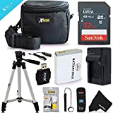 Ultimate 20 Piece Accessory Kit for Nikon Coolpix P530, P520, P3, P4, P80, P90, P100, P500, P510, P5000, P5100, P6000, S10, 3700, 4200, 5200, 5900, 7900 Digital Cameras