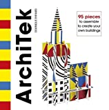 Architek: 95 Pieces to Assemble to Create Your Own Buildings