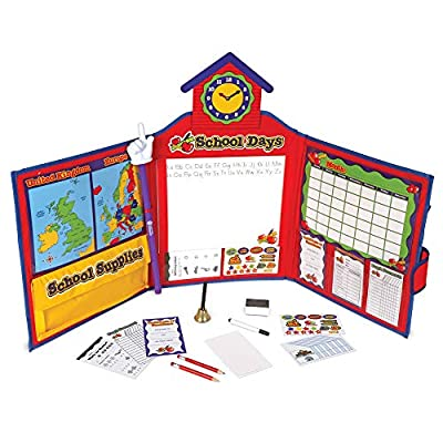 Learning Resources Pretend & Play Original School Set (UK version) by Learning Resources (UK Direct Account)
