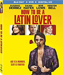 How to Be a Latin Lover on Blu-ray, DVD, and Digital HD