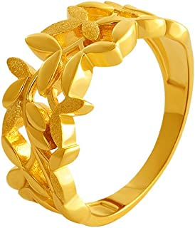 P.C. Chandra Jewellers 10KT Yellow Gold Ring for Women