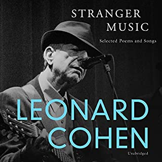 Stranger Music audiobook cover art