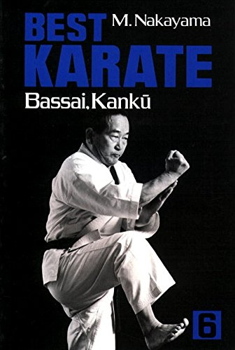 Best Karate, Vol.6: Bassai, Kanku (Best Karate Series, Band 6)