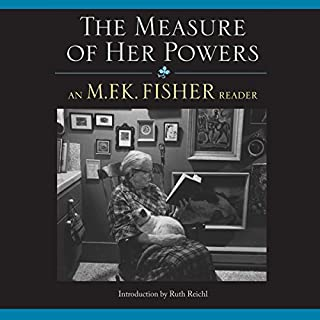 The Measure of Her Powers cover art