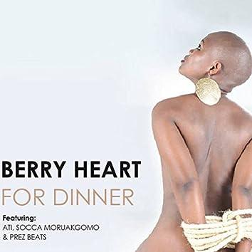 For Dinner (feat. ATI, Socca Moruakgomo, Prez Beats)