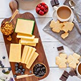 igourmet Irish Classics - Gourmet Gift Basket - Box - Ireland's Finest Cheeses And Flavors - Deluxe Irish Gift Basket