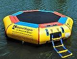 Isola Hopper 10' Bounce N Splash Imbottito Acqua Bouncer