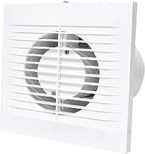 ZSQAW Exhaust Fan Kitchen Toilet Ventilator Louver Window Exhaust Fan Air Ventilation Draft Blower