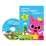 Pinkfong Fairy Tales THE BEST 15 DVD Pinkitz Pink Pink Fairy Tales Best English Fairy Tales Kids Infant English JAPANESE EDITION