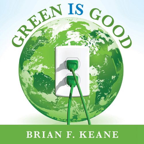 Green Is Good audiobook cover art