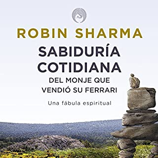 Sabiduría Cotidiana del Monje que Vendió su Ferrari [Daily Wisdom from the Monk Who Sold His Ferrari] cover art