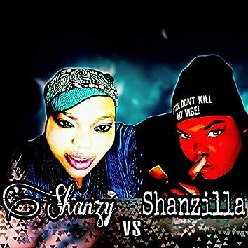 Shanzy vs shanzilla (Remix)