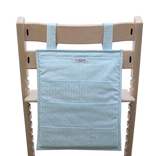Blausberg Baby - Utensilo pour Stokke Tripp Trapp chaise haute - Regent turquoise