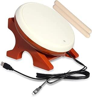 プレイステーションPS4 /スリム/Proビデオドラムゲームコントローラゲームアクセサリー日本ドラム用太鼓ドラムコントローラ