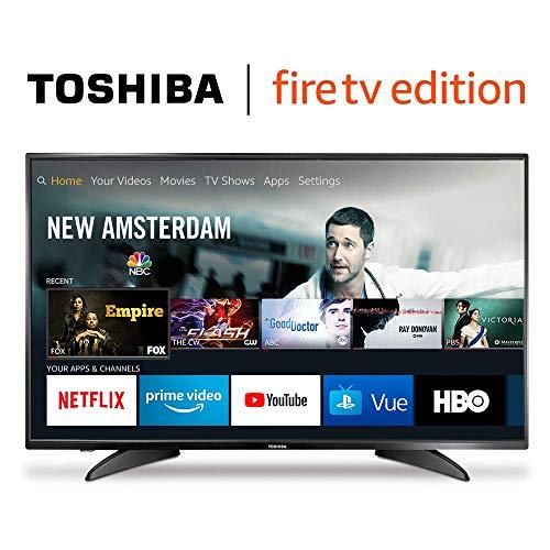 Toshiba 43-inch 1080p Fire TV Edition
