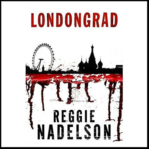 Londongrad audiobook cover art