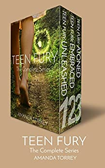 Teen Fury Trilogy: The Complete Collection by [Amanda Torrey]
