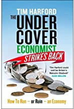 The Undercover Economist Strikes Back by Tim Harford - Hardcover