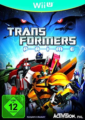 Activision Transformers Prime Wii U Básico Wii U vídeo - Juego (Wii U, Acción / Aventura, E10 + (Everyone 10 +))