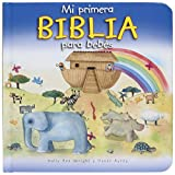 Mi primera Biblia para bebés (Spanish Edition)