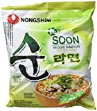 Nongshim Fideos Instantáneos Soon Vegetariano 20x112gr