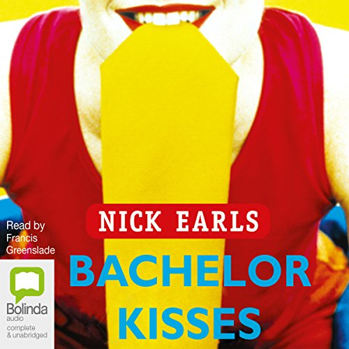 Bachelor Kisses audiobook cover art