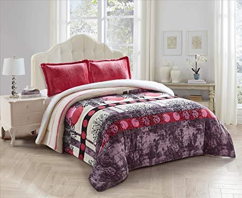 Mantas Para Cama Invierno Estampadas mantas para cama  Marca ForenTex