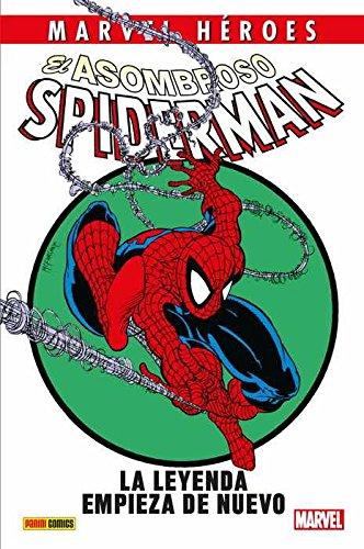 Asombroso Spiderman. La leyenda empieza de nuevo
