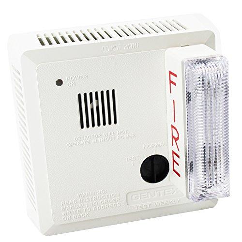 GENTEX CORPORATION 710-CS/W Hearing Impaired Smoke Detector Wire-In