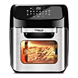 Best Convection Ovens - 12L Air Fryer Toaster Oven, Elegant Life 12 Review