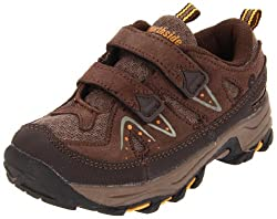 image of childrens hiking boots