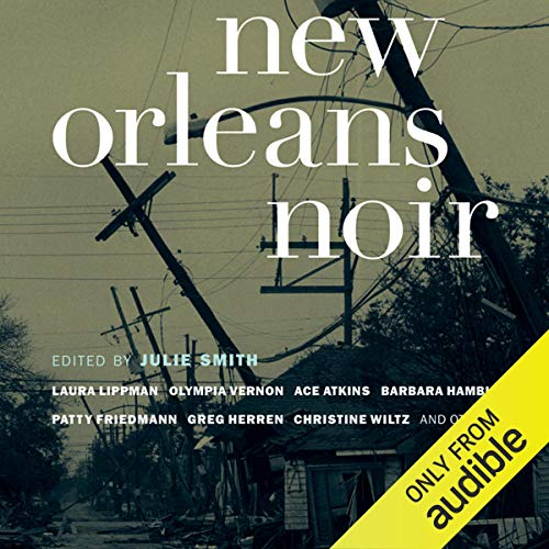 New Orleans Noir cover art