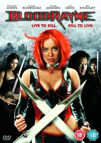 Bloodrayne [Reino Unido] [DVD]