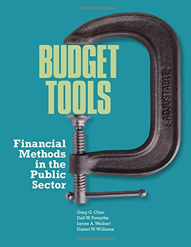 Budget Tools: Financial Methods In the Public Sector