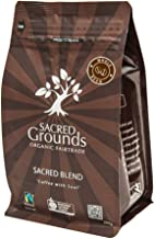 """Sacred Grounds, Organic """"Sacred Blend"""" Whole Coffee Beans, 250g"""