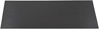 ReliaBot 3K Full Carbon Fiber Sheet 100mm x 250mm x 1.5mm Plain Weave Panel Plate Thickness 1.5mm (Glossy Surface)