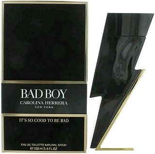 Carolina Herrera Bad Boy For Men 100 milliliters - Eau de Toilette