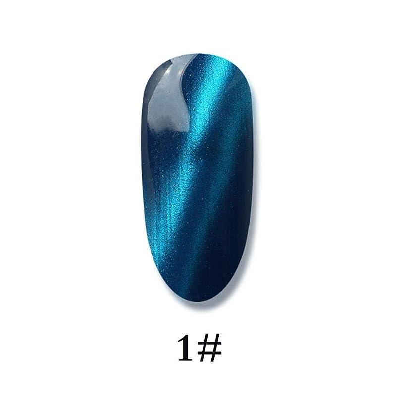 稼ぐフォーマルアンティークネイルポリッシュ - ネイル光線療法用ゲル 3Dキャットアイジェルメイクアップネイルポリッシュグルー