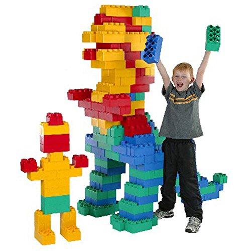 Kids Adventure 192pc Jumbo Blocks - Jumbo Set