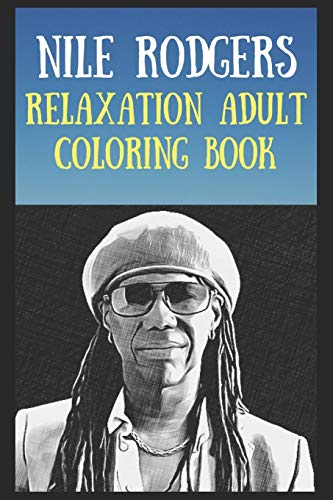 Relaxation Adult Coloring Book: A Peaceful and Soothing Coloring Book That Is Inspired By Pop/Rock Bands, Singers or Famous Actors