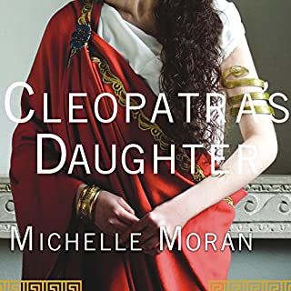 Cleopatra's Daughter audiobook cover art