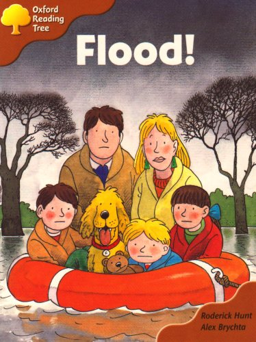 Oxford Reading Tree: Stage 8: More Storybooks A: Flood!の詳細を見る