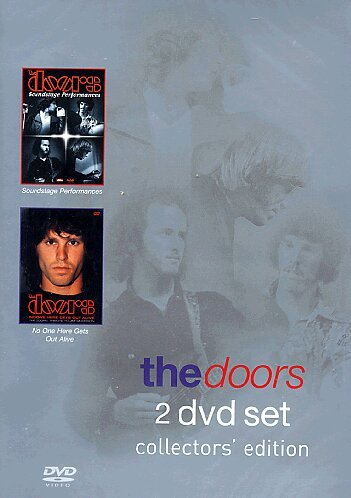 The Doors - Soundstage Performances / No one here gets out alive [Collector's Edition] [2 DVDs]
