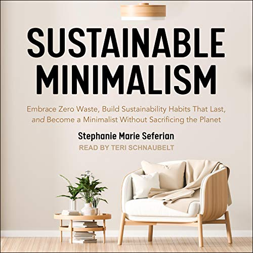 Sustainable Minimalism cover art